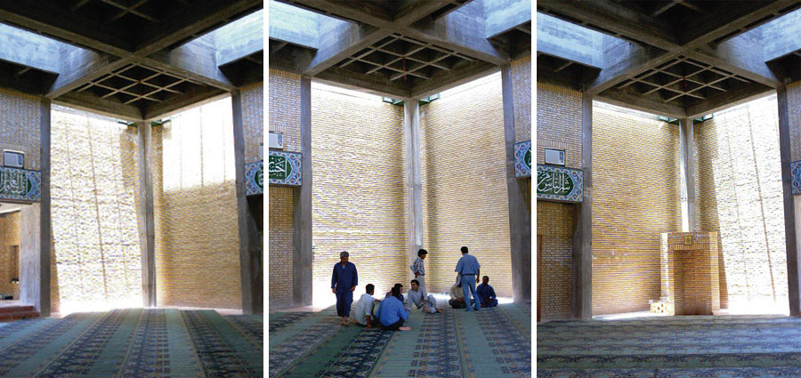 BCF Factory Mosque    Bushehr Cement Factory