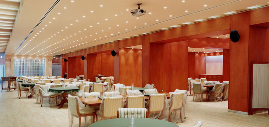 ASP Grand Restaurant Restaurant and multi functional saloon